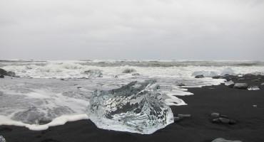 Icy Beach - Jökulsárlón, Iceland