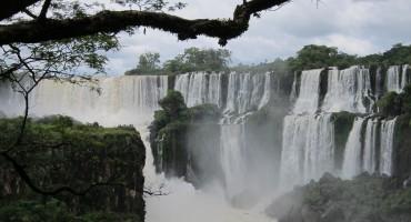 Iguazu Falls - Argentina and Brazil
