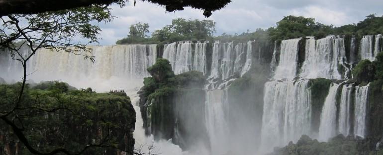 Iguazu Falls – Argentina and Brazil
