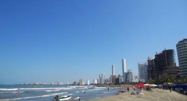 Bocagrande Beach – Cartagena, Colombia