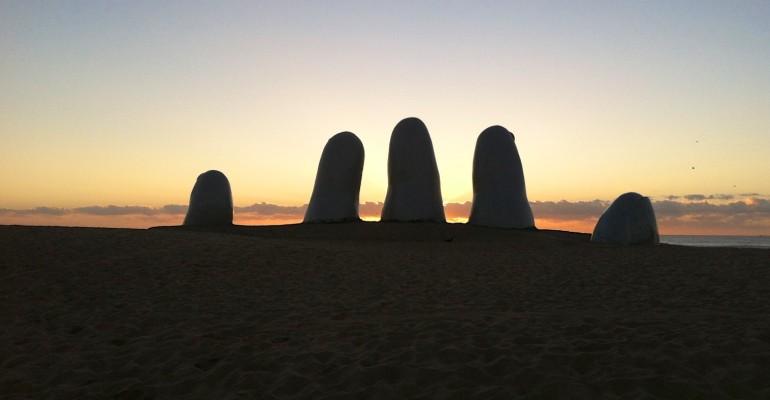 Punta del Este Sunset – Uruguay