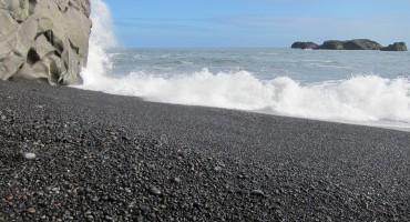 Rock Beach - Dyrhólaey, Iceland