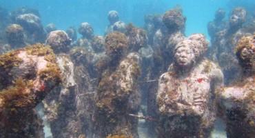 Sub Aquatic Museum – Isla Mujeres, Mexico