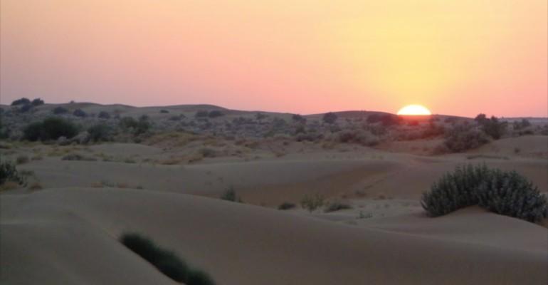 Thar Desert – Jaisalmer, India