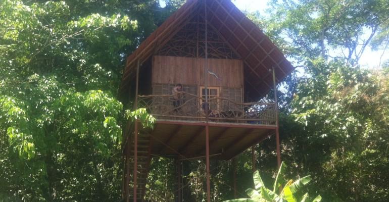 Treehouse – La Palmera, Costa Rica