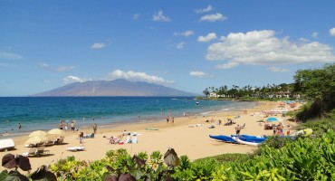 Wailea Beach - Hawaii, USA