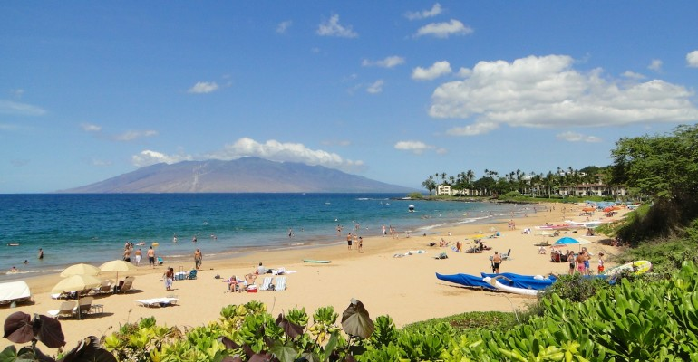 Wailea Beach – Hawaii, USA