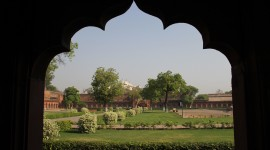 Agra Fort – Uttar Pradesh, India