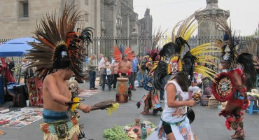 Aztec Dance - Mexico City