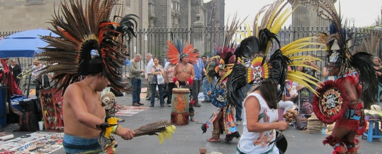 Aztec Dance – Mexico City