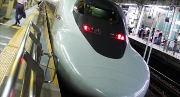 Bullet Train – Kyoto, Japan