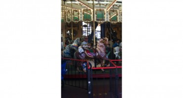 Carousel Music - California, USA