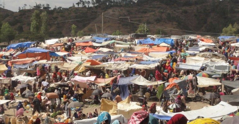 Central Market - Bati, Ethiopia