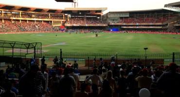 Cricket Match - Bangalore, India