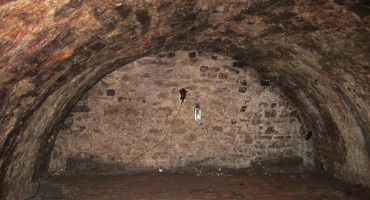 South Bridge Vaults - Edinburgh, Scotland