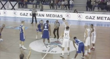 FIBA League Game – Gaz, Romania