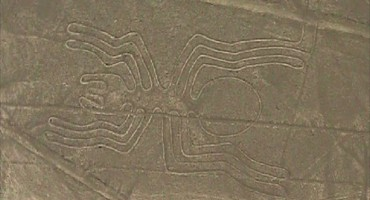 Flying Above the Nazca Lines - Peru
