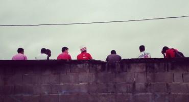 Football Practice – Dangriga, Belize