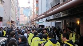 Football Rivalry Chant – Istanbul, Turkey