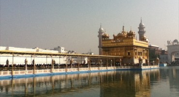 Golden Temple – Amritsar, India