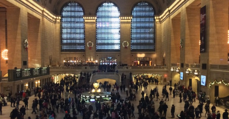 Grand Central Terminal – New York City, USA