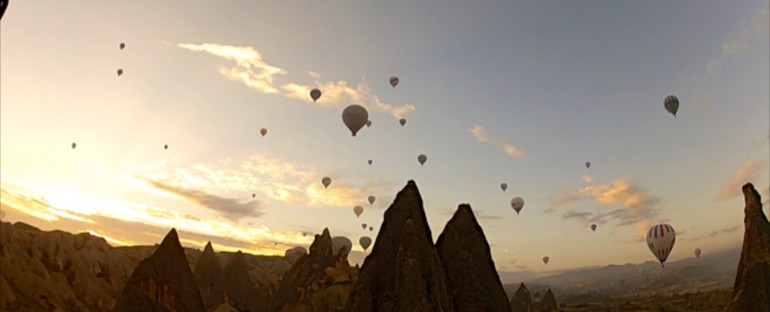 Hot Air Balloon Ride – Cappadocia, Turkey