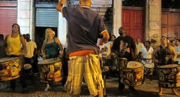 Street Drumming in Lapa – Rio de Janeiro, Brazil