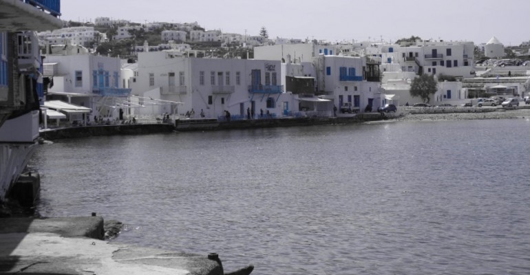 Little Venice – Mykonos, Greece