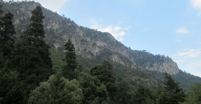 Los Dinamos National Park – Mexico City