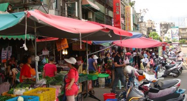 Morning Market – Hsinchu, Taiwan