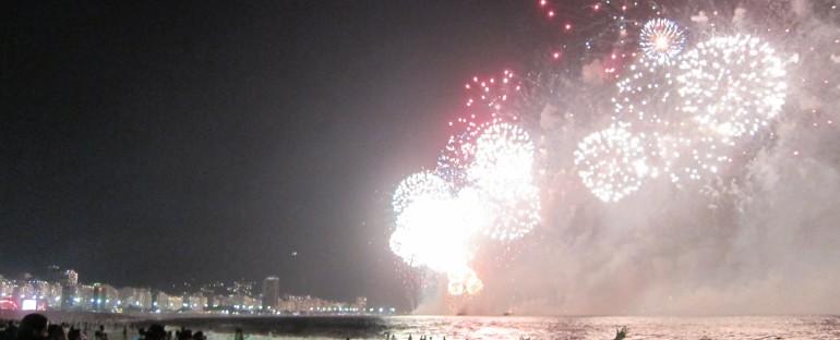 New Year's Eve – Rio de Janeiro, Brazil
