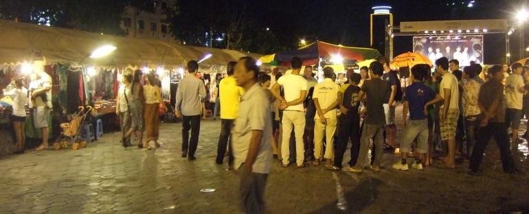Night Market – Phnom Penh, Cambodia