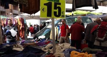 Porta Portese Sunday Market – Rome, Italy