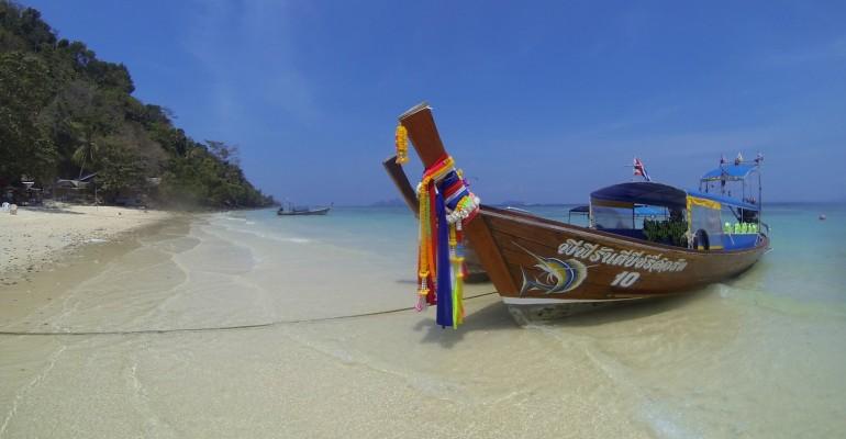 Rantee Bay - Koh Phi Phi, Thailand