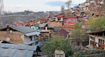 Romani Neighborhood - Blagoevgrad, Bulgaria