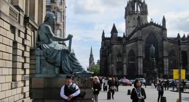 Royal Mile – Edinburgh, Scotland