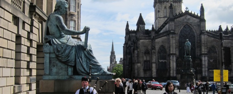 Royal Mile – Edinburgh, Scotland
