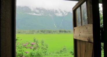 Sauna – Alaska Panhandle, USA