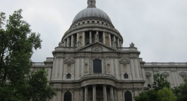 St. Paul's Cathedral - City of London, England