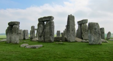 Stonehenge – Wiltshire, England