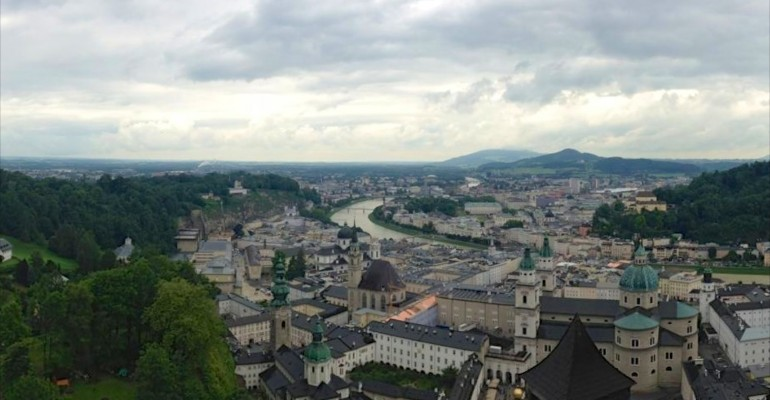 Streets of Salzburg – Austria