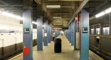Subway – New York City, USA