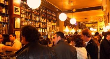 Tapas Bar – Madrid, Spain