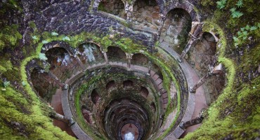 The Initiation Well - Sintra, Portugal