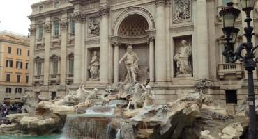 Trevi Fountain – Rome, Italy