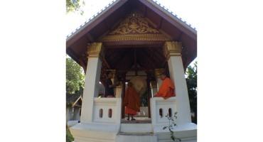Wat Wisunalat - Luang Prabang, Laos