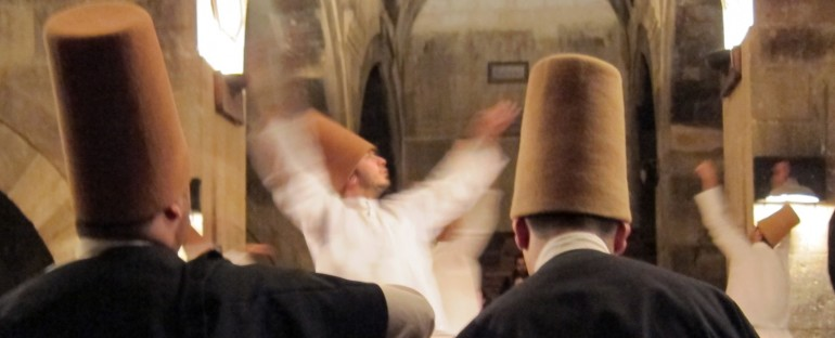 Whirling Dervish Ceremony – Anatolia, Turkey