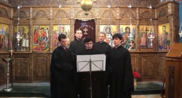 Worship Choir - Ohrid, Macedonia