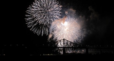International Fireworks Competition – Montreal, Canada