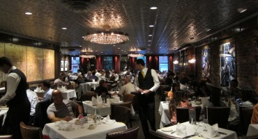 Moishes Steakhouse – Montreal, Canada